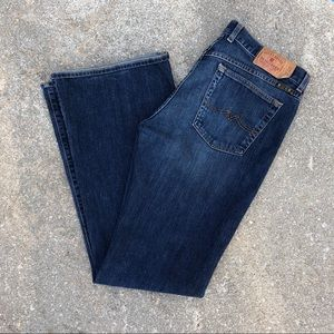Lucky Brand Jeans Sweet n Low Long Length Bootcut
